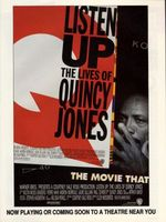 Listen Up: The Lives of Quincy Jones movie poster (1990) picture MOV_96463945