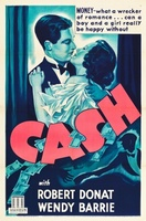 Cash movie poster (1933) picture MOV_96494d54