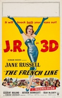 The French Line movie poster (1953) picture MOV_96515ec3