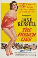 The French Line movie poster (1953) picture MOV_9655a604
