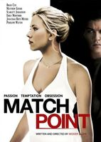 Match Point movie poster (2005) picture MOV_4073058c