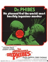 The Abominable Dr. Phibes movie poster (1971) picture MOV_9664f059