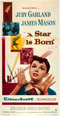 A Star Is Born movie poster (1954) poster MOV_966a6bdb