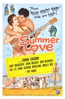 Summer Love movie poster (1958) picture MOV_b38315f6