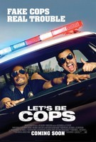 Let's Be Cops movie poster (2014) picture MOV_966ffc5a
