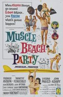 Muscle Beach Party movie poster (1964) picture MOV_9671b3e7