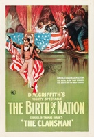 The Birth of a Nation movie poster (1915) picture MOV_96759db3