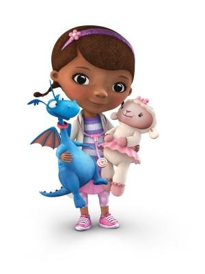 Best TV for Preschoolers |Doc Mcstuffins Poster