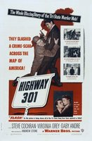 Highway 301 movie poster (1950) picture MOV_967b4177