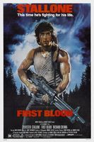 First Blood movie poster (1982) picture MOV_967da3ce
