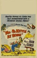 Ma and Pa Kettle at Home movie poster (1954) picture MOV_9680ae24