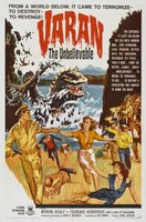 Varan the Unbelievable movie poster (1962) picture MOV_96810a3d