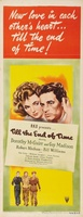 Till the End of Time movie poster (1946) picture MOV_968580b9
