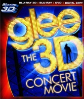 Glee: The 3D Concert Movie movie poster (2011) picture MOV_9699aef0