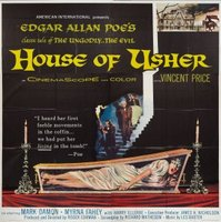 House of Usher movie poster (1960) picture MOV_969d886e