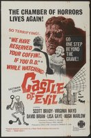 Castle of Evil movie poster (1966) picture MOV_96a03a54