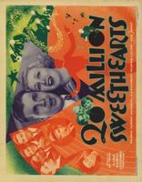 Twenty Million Sweethearts movie poster (1934) picture MOV_96a0faaa