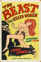The Beast That Killed Women movie poster (1965) picture MOV_96a39e47