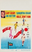 Walk Don't Run movie poster (1966) picture MOV_96a746aa