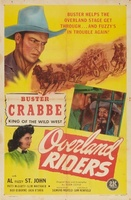 Overland Riders movie poster (1946) picture MOV_96b1ccf5