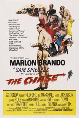 The Chase movie poster (1966) poster MOV_96baf3ac