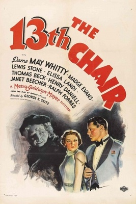 The Thirteenth Chair movie poster (1937) poster MOV_96c0873d