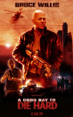 A Good Day to Die Hard movie poster (2013) poster MOV_96c3dba2