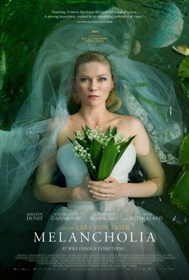 Melancholia movie poster (2011) poster MOV_96ca4e2a