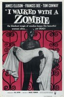 I Walked with a Zombie movie poster (1943) picture MOV_96cba662
