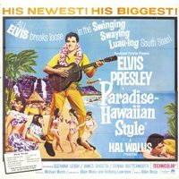 Paradise, Hawaiian Style movie poster (1966) picture MOV_96d253b4