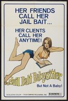 Jailbait Babysitter movie poster (1977) picture MOV_96d5cefc