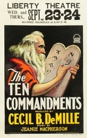 The Ten Commandments movie poster (1923) picture MOV_96d8311a