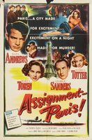 Assignment: Paris movie poster (1952) picture MOV_96d9c414