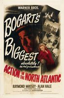 Action in the North Atlantic movie poster (1943) picture MOV_96ddaeb0