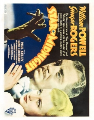 Star of Midnight movie poster (1935) poster MOV_96e288a8