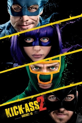 Kick-Ass 2 movie poster (2013) poster MOV_96e847e5