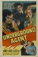 Underground Agent movie poster (1942) picture MOV_96e9c2e9