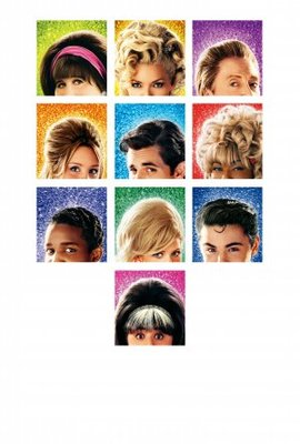 Hairspray movie poster (2007) poster MOV_96f3d6df