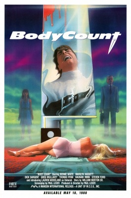Body Count movie poster (1987) poster MOV_96f605bf