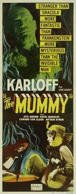 The Mummy movie poster (1932) poster MOV_970b1e27