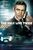 You Only Live Twice movie poster (1967) picture MOV_970b3f8d
