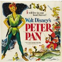 Peter Pan movie poster (1953) picture MOV_970e2552