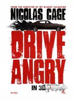 Drive Angry movie poster (2010) picture MOV_97106dc3
