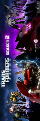Transformers Prime movie poster (2010) poster MOV_9710f1ff