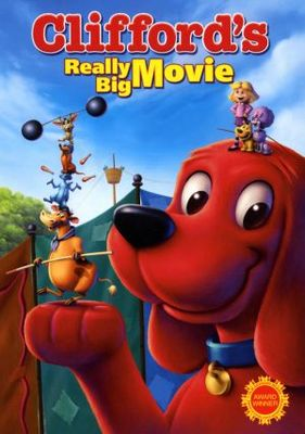 Clifford's Really Big Movie movie poster (2004) poster MOV_971406d2