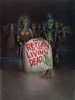 The Return of the Living Dead movie poster (1985) picture MOV_8e3b2559