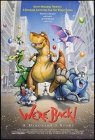We're Back! A Dinosaur's Story movie poster (1993) picture MOV_9719fa59