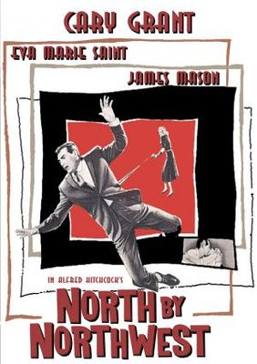 North by Northwest movie poster (1959) poster MOV_97239842