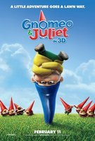 Gnomeo and Juliet movie poster (2011) picture MOV_9724af85