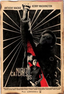 Night Catches Us movie poster (2010) poster MOV_972872e6